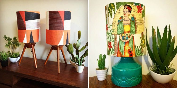 Recycled products lovely-lady-lamps
