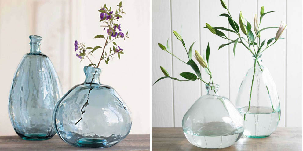 recycled-products glass-balloon-vases