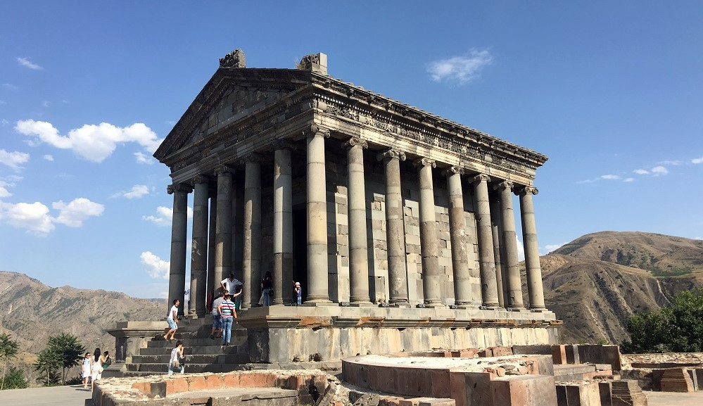 Armenia_Garni temple