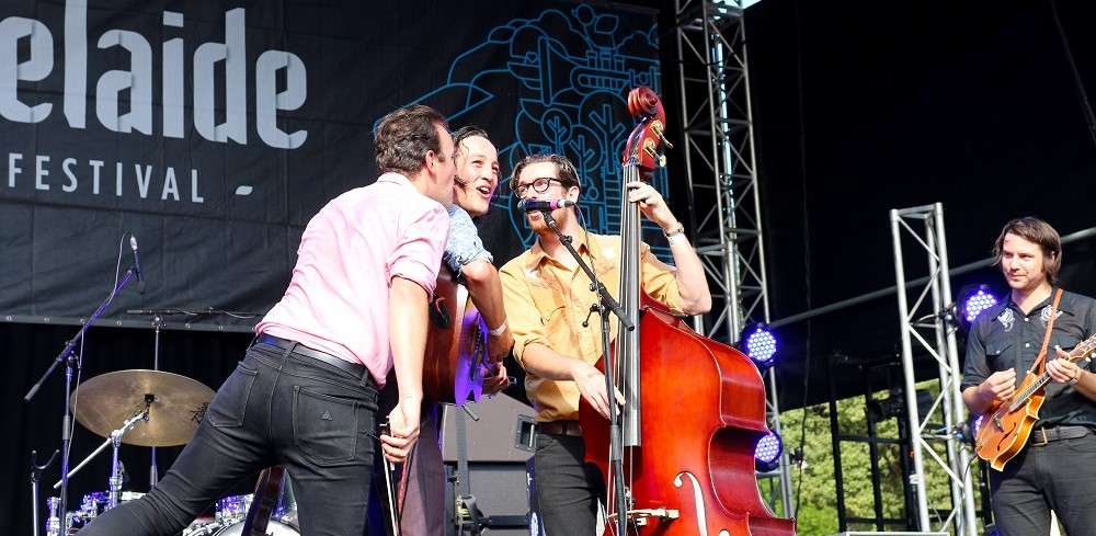 Womadelaide Marlon Williams & the Yarra Benders