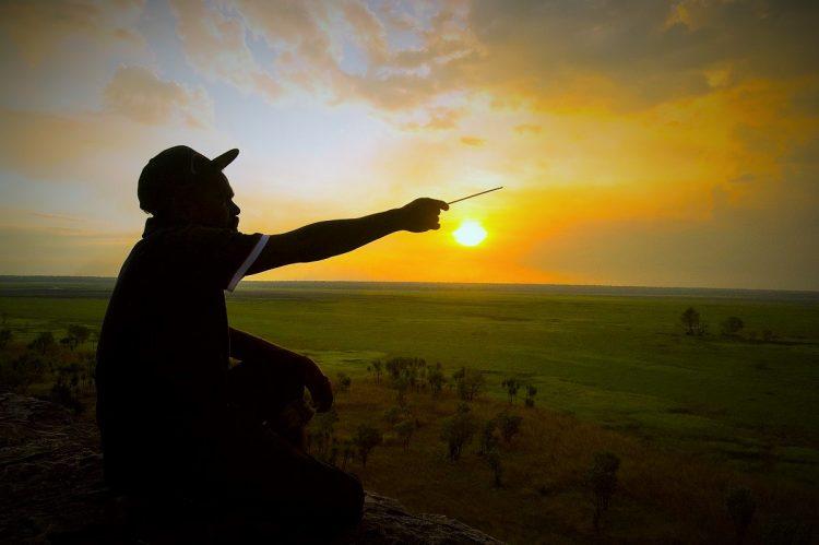 Art in Kakadu National Park