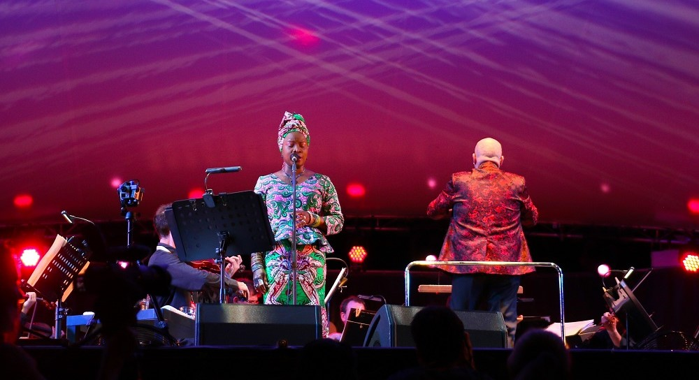 Womadelaide Angelique Kidjo