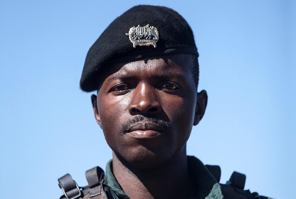 Senzani Tshabangu was recruited to the IAFP