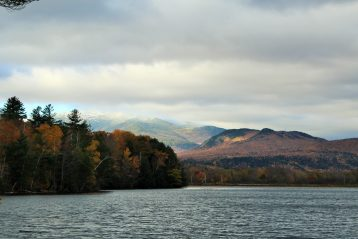 Northern New Hampshire scenery