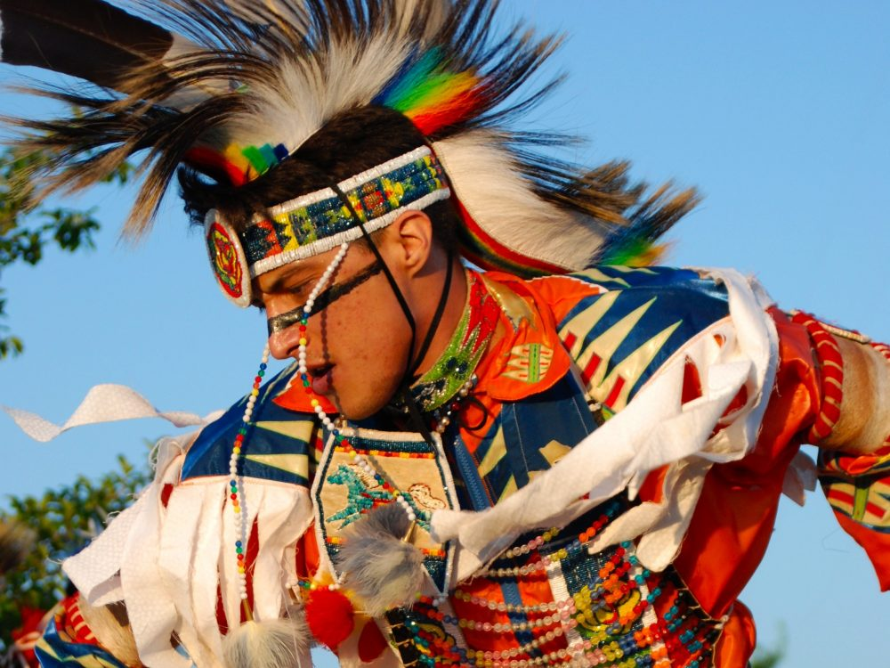 HERO - Red Earth Festival-competitive dancer; OKC, OK-OTRD