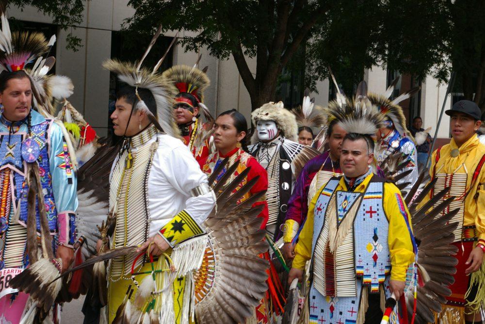 Red Earth Festival Parade; OKC, OK-OTRD