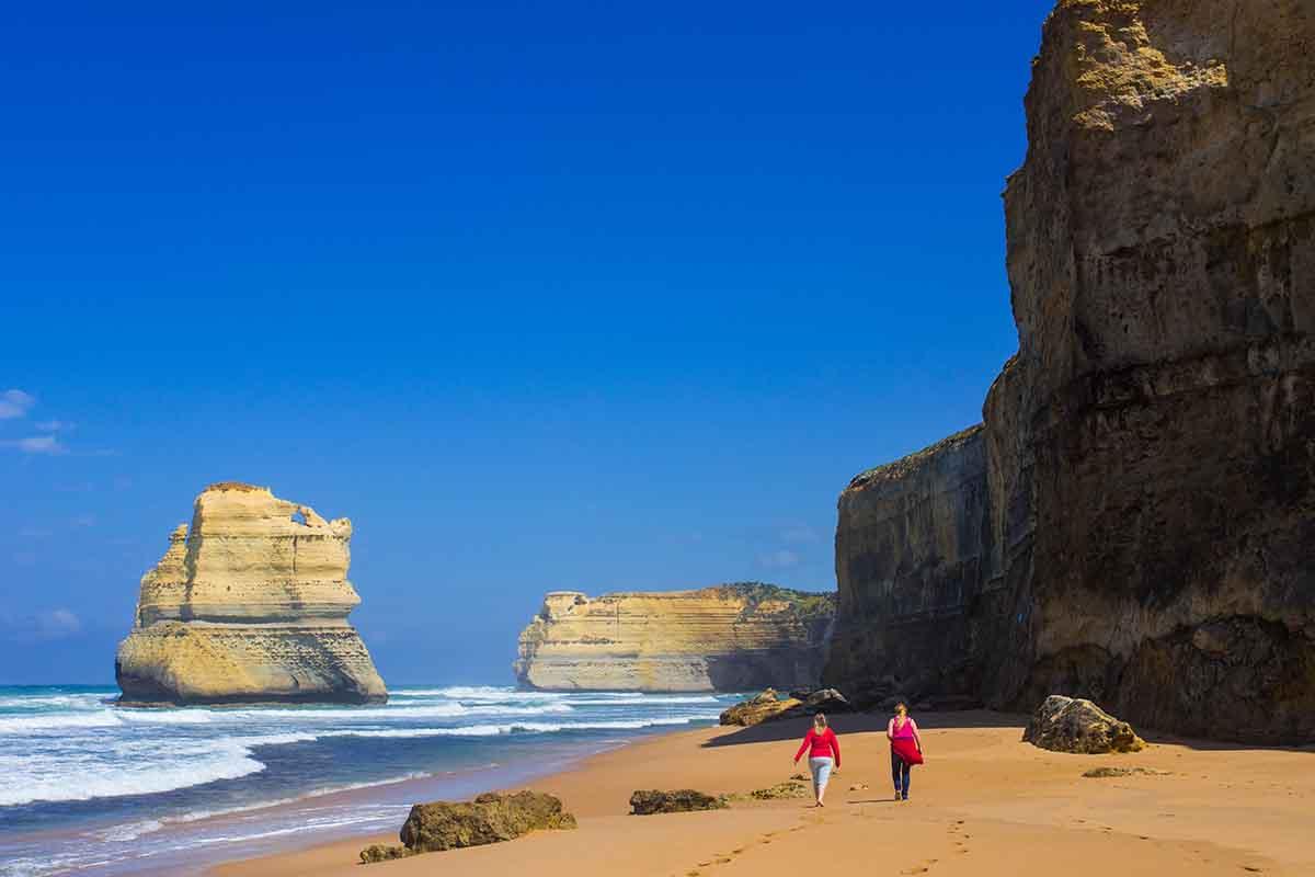P25_The 12 Apostles Lodge Walk, part of the Great Ocean Walk